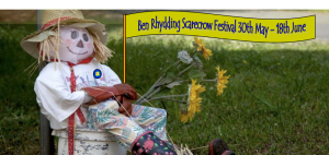 fete scarecrow